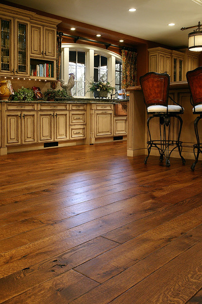 White Oak Floors  Live Sawn  Traditional  Hardwood Flooring  other