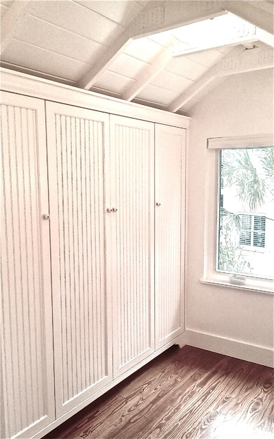 ... Beadboard Interior Doors By Beadboard Inset Closet Doors In Master Bath  Craftsman ...