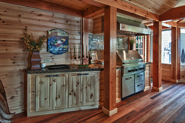 Skiffington Homes Design Build Lakehomes