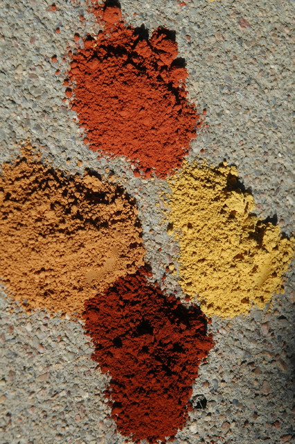 Natural Earth & Mineral Pigments modern-paints-stains-and-glazes