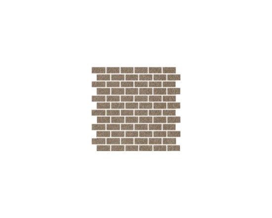 Land Collection Ocher Brown Design 5 Mosaic -