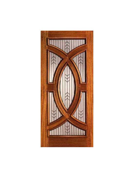 """Solid Mahogany Single Door with Triple Glazed Glass, Circle Style - SKU#PL-01_1BrandAAWDoor TypeExteriorManufacturer CollectionBudget DoorsDoor ModelDoor MaterialWoodWoodgrainMahoganyVeneerPrice1160Door Size Options30"""" x 80"""" (2'-6"""" x 6'-8"""")  $036"""" x 80"""" (3'-0"""" x 6'-8"""")  +$2030"""" x 96"""" (2'-6"""" x 8'-0"""")  +$30036"""" x 96"""" (3'-0"""" x 8'-0"""")  +$320Core TypeSolidDoor StyleCircle , ModernDoor Lite StyleRadius LiteDoor Panel StyleHome Style MatchingContemporary , VictorianDoor ConstructionEngineered Stiles and RailsPrehanging OptionsPrehung , SlabPrehung ConfigurationSingle DoorDoor Thickness (Inches)1.75Glass Thickness (Inches)3/4Glass TypeTriple GlazedGlass CamingBlackGlass FeaturesTempered , Insulated , BeveledGlass StyleGlue ChipGlass TextureGlass ObscurityDoor FeaturesDoor ApprovalsDoor FinishesDoor AccessoriesWeight (lbs)340Crating Size25"""" (w)x 108"""" (l)x 52"""" (h)Lead TimeSlab Doors: 7 daysPrehung:14 daysPrefinished, PreHung:21 daysWarranty"""