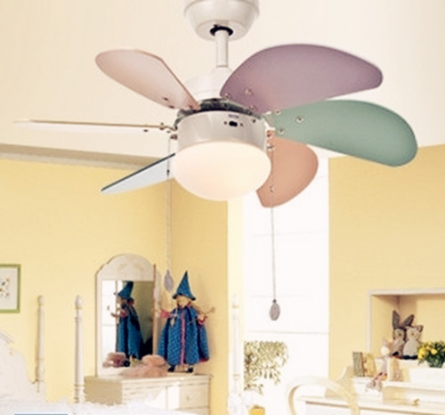 Hot Sale Modern Kids Ceiling Fan Light Modern Ceiling