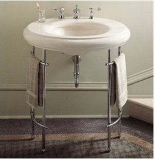 Kohler K-6860 Metal Table Legs - Bathroom Vanities And Sink Consoles ...