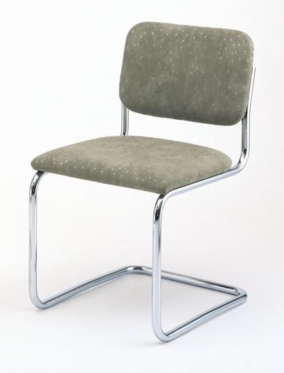 Cesca Side Chair, Leather modern-dining-chairs