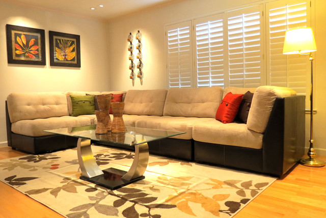 Sharma Home eclectic-living-room