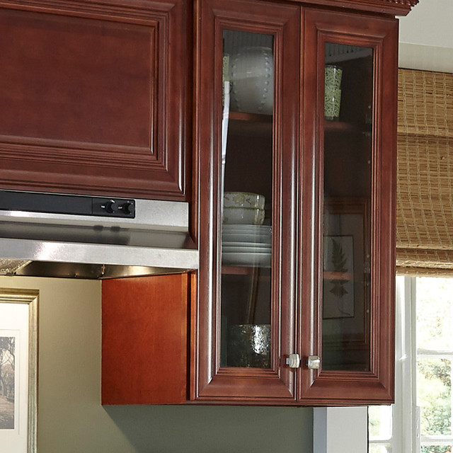 B jorgsen co st james mahogany kitchen cabinets - B jorgsen cabinets ...