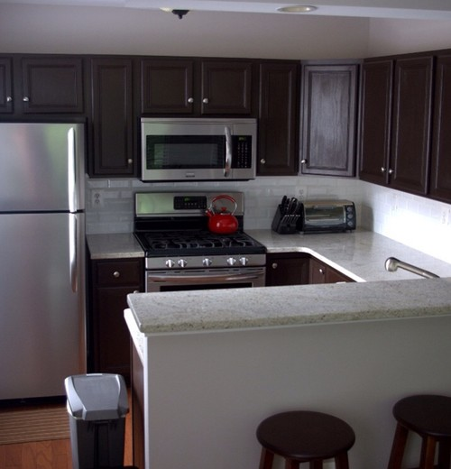 Help choose color for kitchen cabinets