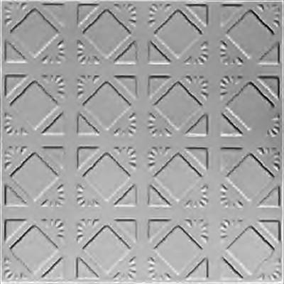 0675 Tin Ceiling Tile - ABSTRACT DIAMONDBACK ceiling-tile