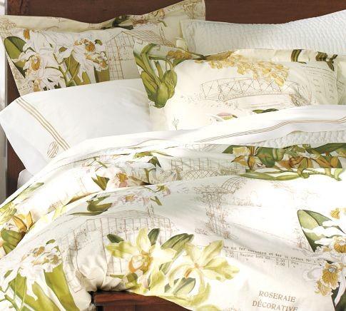 Orchid Duvet Cover & Sham modern-bedding