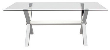 Axis Dining Table contemporary-dining-tables