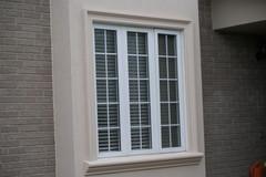 Stucco window details