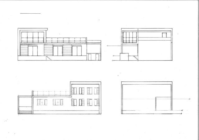 maison moderne toit plat. Black Bedroom Furniture Sets. Home Design Ideas
