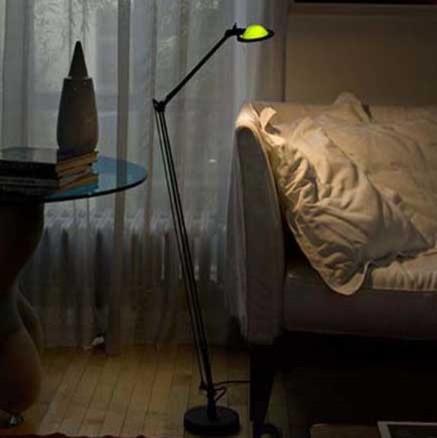 Luceplan Berenice Floor Lamp - modern - floor lamps - toronto - by