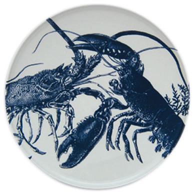 Blue Lobster Dishware contemporary-serving-utensils