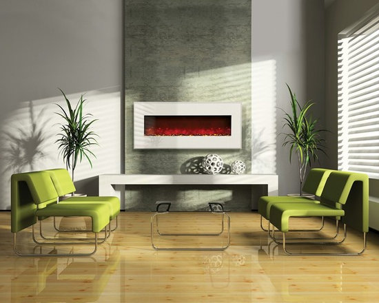 Amantii WM-BI-43-5123-GalleryWhite - Jeanne Grier/Stylish Fireplaces & Interiors