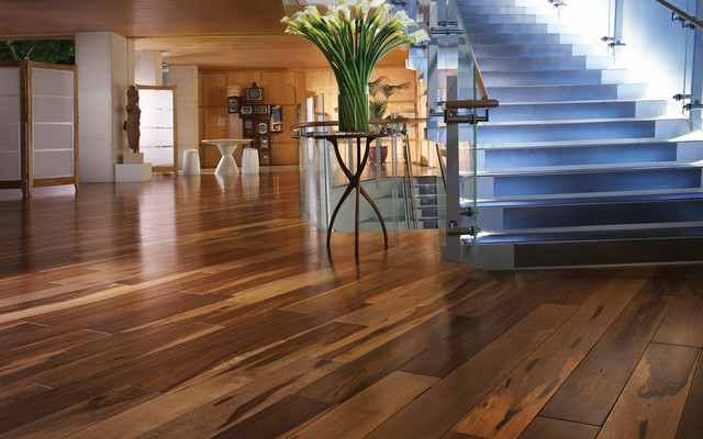 Hardwood Floor Colors Modern 640 x 400