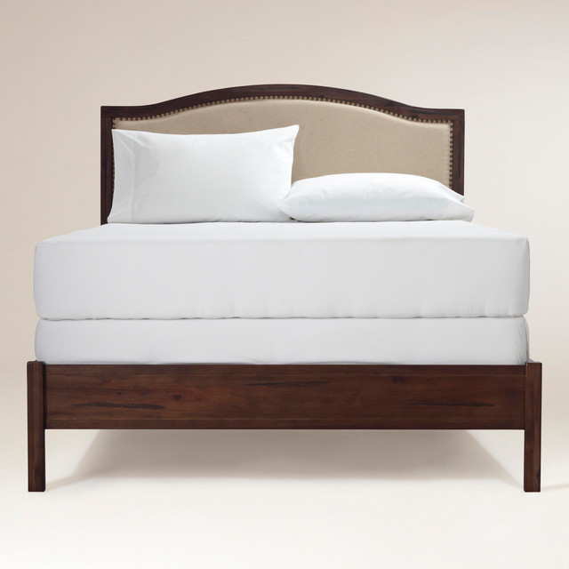 traditional beds by Cost Plus World Market
