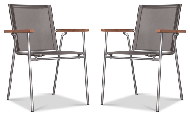 Panya Garden Chair Set - Currently out of stock. contemporary-outdoor-chairs
