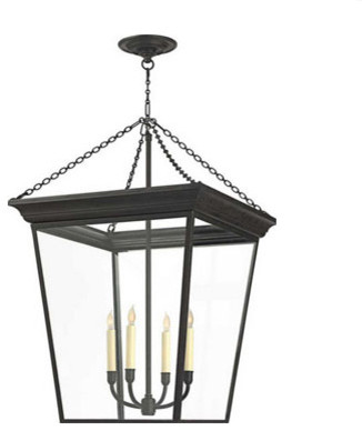 Cornice Hanging Lantern traditional chandeliers