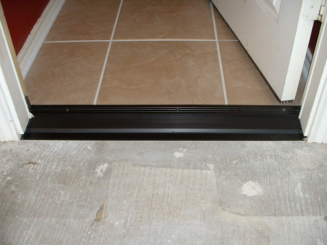 Threshold replacement - After picture - dallas - by Knott Door and ...