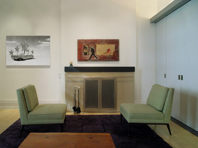 Architecture In Formation - Matthew Bremer Architect contemporary-living-room