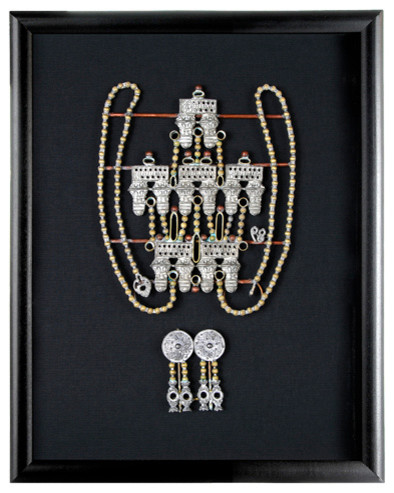 Antique Framed Jewelry Factory Necklace and Earring Patterns industrial-jewelry-boxes-and-organizers