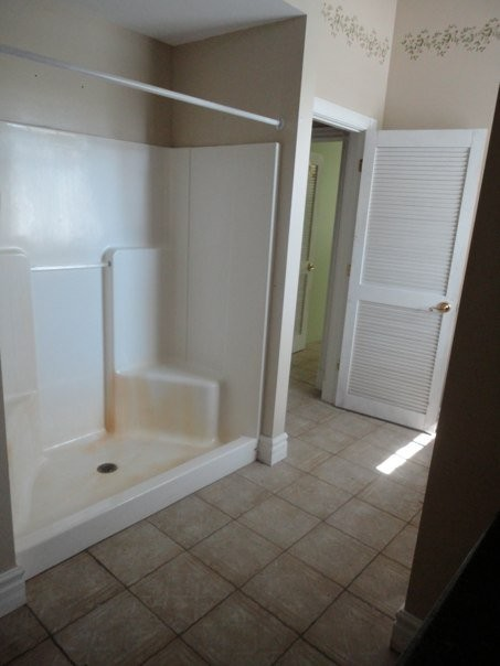 I want to update my bathroom laundry room combo it needs for I need to redo my bathroom