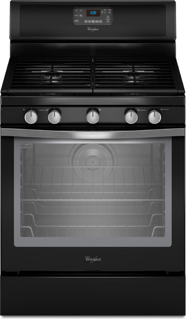 Whirlpool Electric Range contemporary-gas-ranges-and-electric-ranges