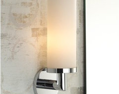 Kubic Bathroom Sconce contemporary bathroom lighting and vanity lighting