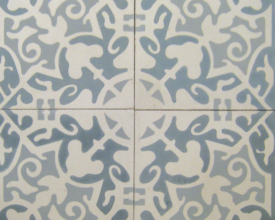Madrid - 8x8 Cement Tile