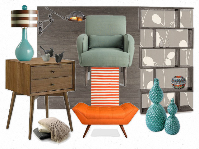 Styling Boards eclectic-home-decor