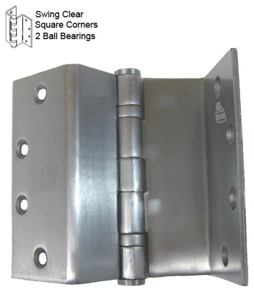 4-1/2 Inch Swing Clear Hinge - Hardware - miami - by US Homeware/Doorware.com