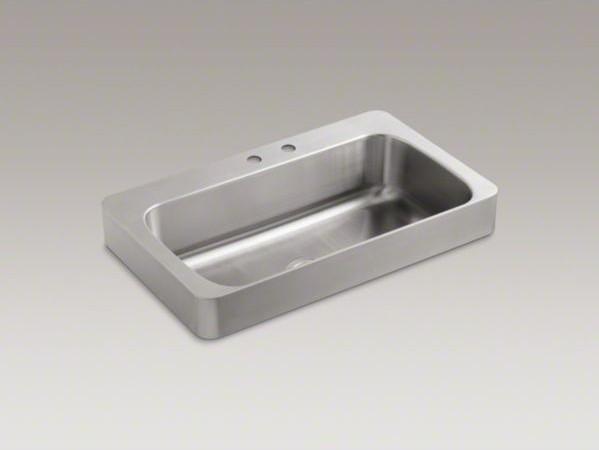 top mount apron front kitchen sink
