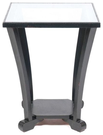 Dorothy Draper Style Table - $250 on Chairish.com transitional-side-tables-and-end-tables