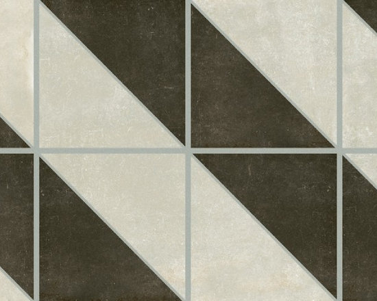 COTTO VILLA DECO 12X24 - The Palazzo collection provides a multi-faceted dynamic of old world charm and modern beauty with three beautiful colors and four unique decorative designs. Trim options and mosaics also available.