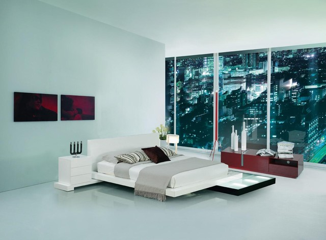Extravagant Quality Modern Contemporary Bedroom Sets Feat