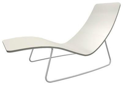 Ergonomic chaise lounger modern outdoor chaise lounges - Ergonomic lounger ...