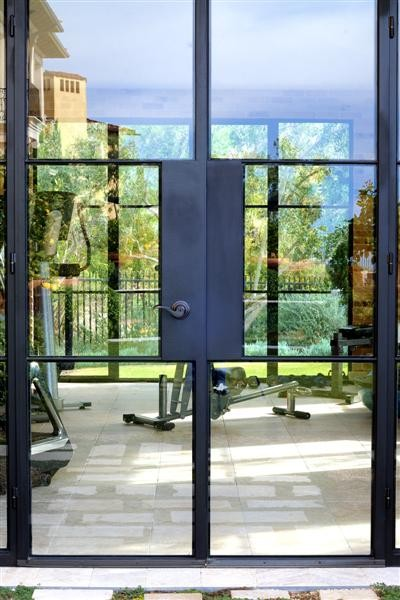 French Doors Exterior Exterior Steel French Doors