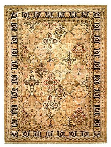 Peshawar Keegan Wool Area Rug traditional-rugs