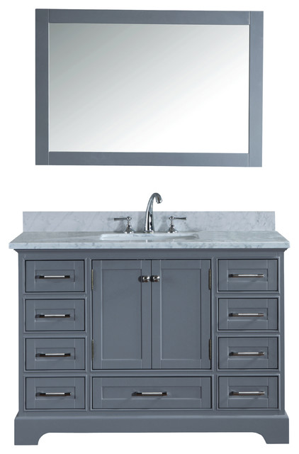 Beautiful Transitional Bathroom Vanities Transitionalbathroomvanitiesandsink