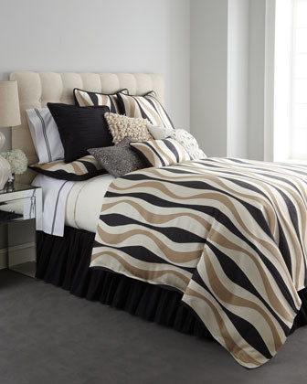 "Isabella Collection by Kathy Fielder ""Madrid"" Bed Linens traditional-bedding"