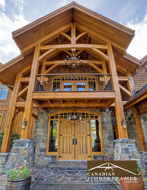 Custom Timber Frame Homes