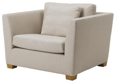 IKEA STOCKHOLM 1.5-seat armchair modern-armchairs-and-accent-chairs