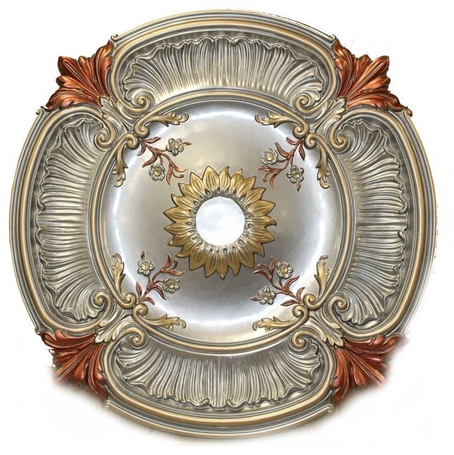 Md 9114 Dz2 Ceiling Medallion Traditional Ceiling