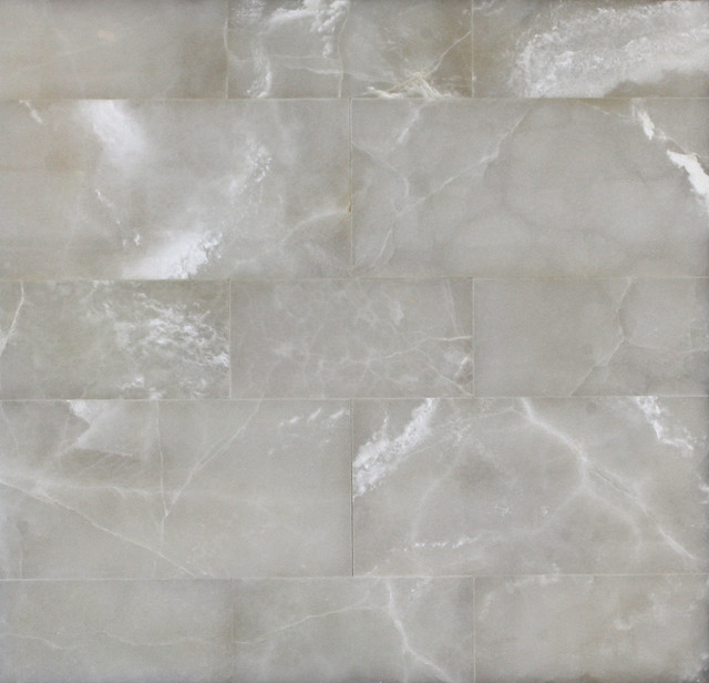 Zultan White Onyx Wall And Floor Tile Los Angeles By