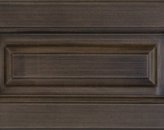 Weathered Slate traditional-kitchen-cabinetry