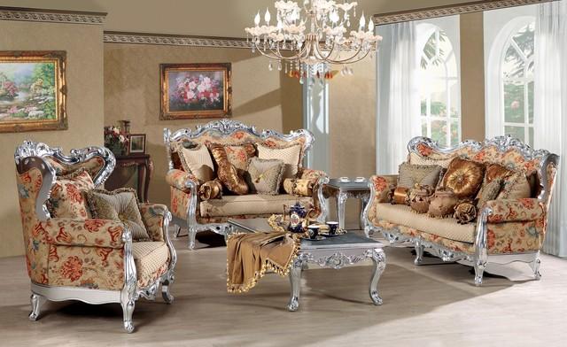 Fleur De France Luxury Living Room Sofa Set Victorian Living Room Furnitu