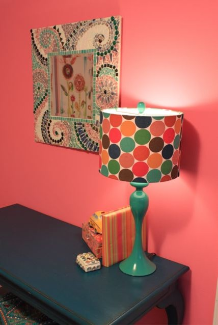 Great wall color eclectic-kids