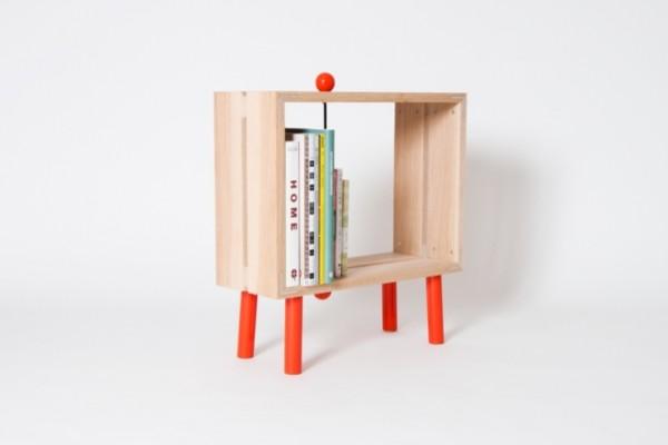 Slot Boks modern-bookcases